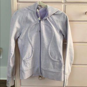 Lulu lemon scuba hoodie lavender